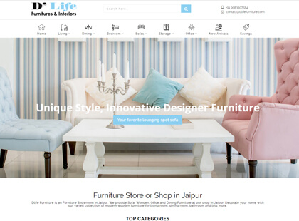 D'Life Furniture & Interiors