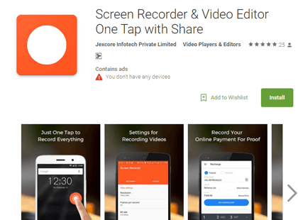 Screen Recorder & Video Editor
