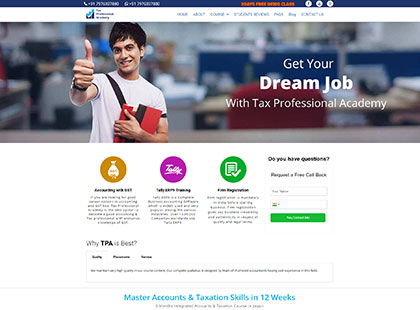 taxprofessionalacademy