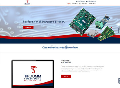 Tikdumm Solutions Pvt Ltd