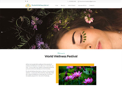 world wellness festival